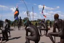 Mundari Dance from South Sudan