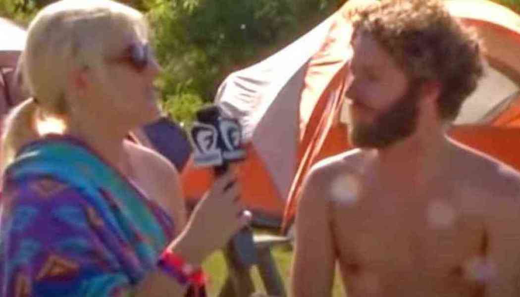 Spring Naked Bash draws millenial nudists